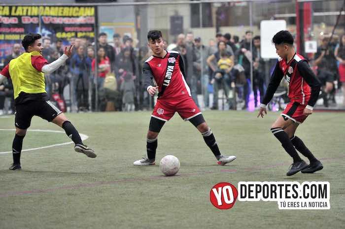 La Joya-Deportivo Guerrero-Champions Jr Liga Latinoamericana