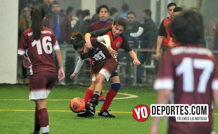 La Puerta-Fire Evolution-Liga Douglas Kids