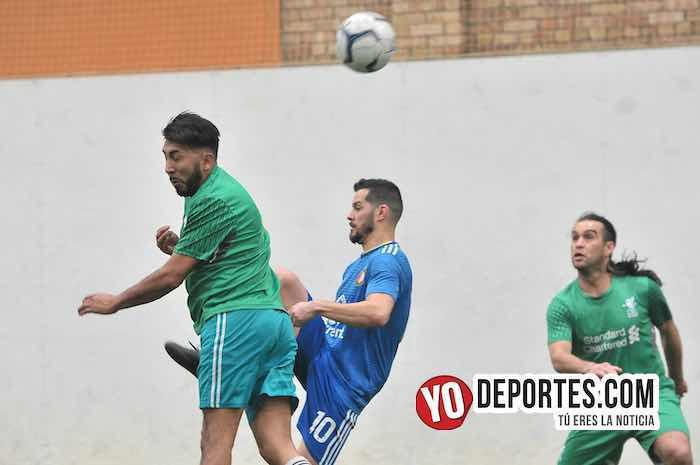 Morelitos-Deportivo Oro-Liga Jalisco-35 y California Indoor