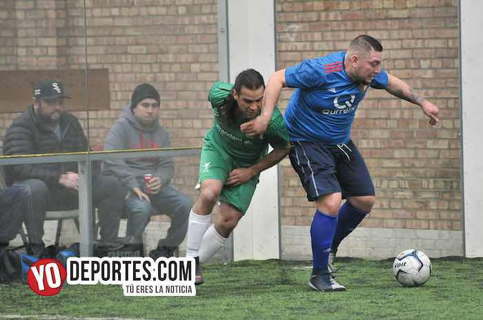 Morelitos-Deportivo Oro-Liga Jalisco-Veteranos 35 y California Indoor