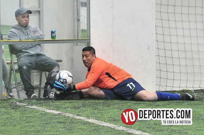 Morelitos-Deportivo Oro-Liga Jalisco-Veteranos soccer indoor