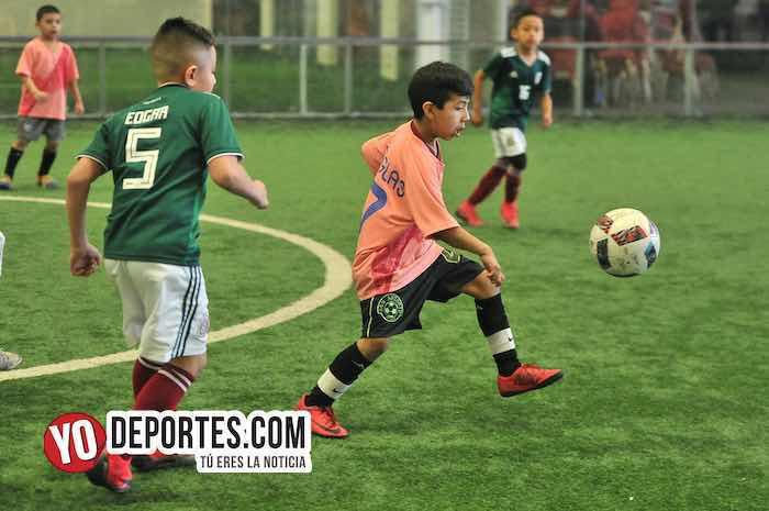 Oscar Oscarin Trujillo-Deportivo Oro-Douglas Kids-Liga Douglas