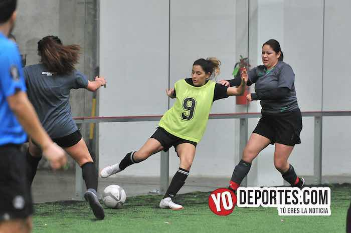 Real Betis-Jamay-Liga Jalisco-Final Femenil indoor soccer