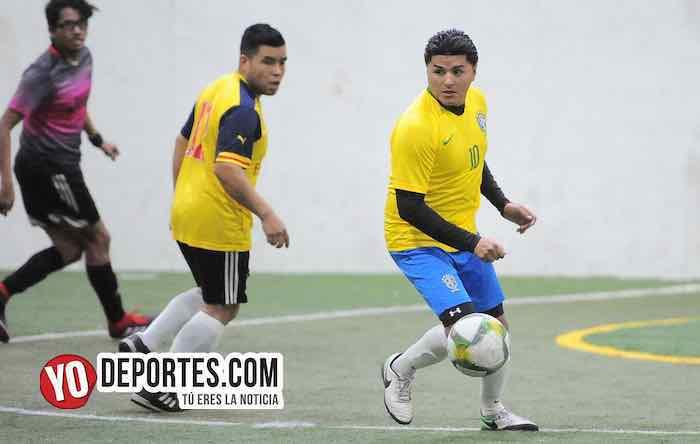 Real Juventud-Brasil-Liga 5 de Mayo Ashland Pershing Indoor