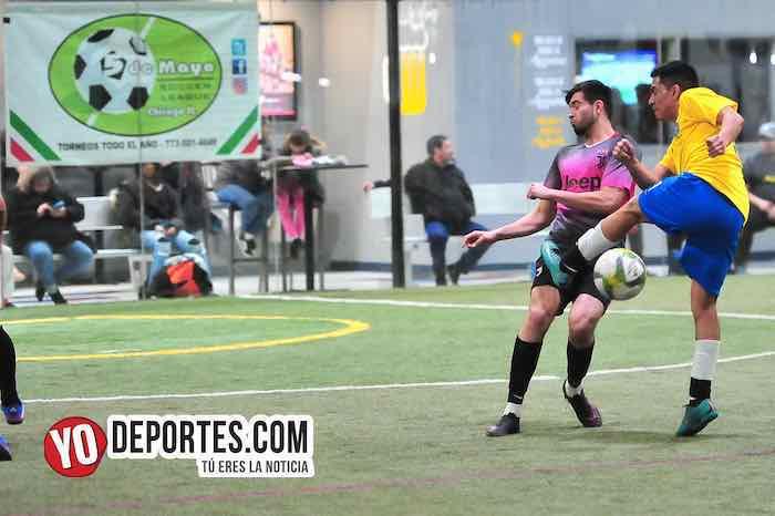 Real Juventud-Brasil-Liga 5 de Mayo Chicago Indoor Sports