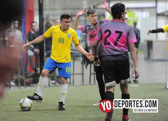 Real Juventud-Brasil-Liga 5 de Mayo Indoor soccer
