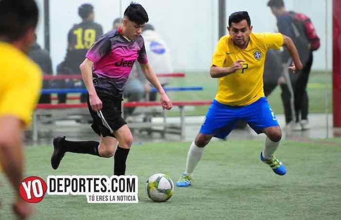 Rigo Villa-Real Juventud-Brasil-Liga 5 de Mayo