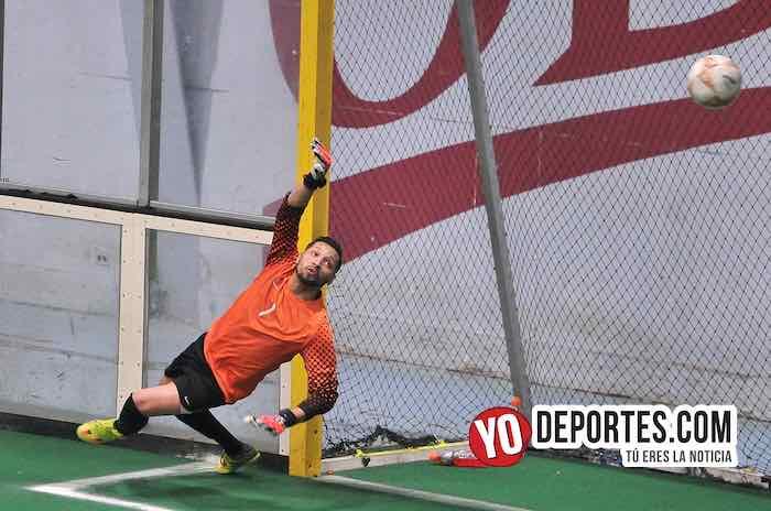 Rudy Chatita Gonzalez-Jirosto del Oro-Tilza Morelos-Hispano Soccer League