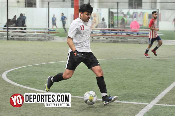 San Marcos-Globoys-Liga 5 de Mayo futbol indoor