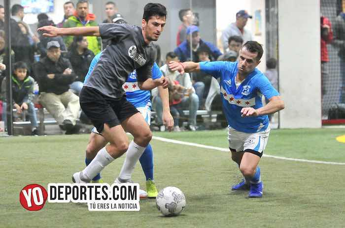 Victor Pineda-Chicago Soccer-San Antonio-Champions Liga Latinoamericana
