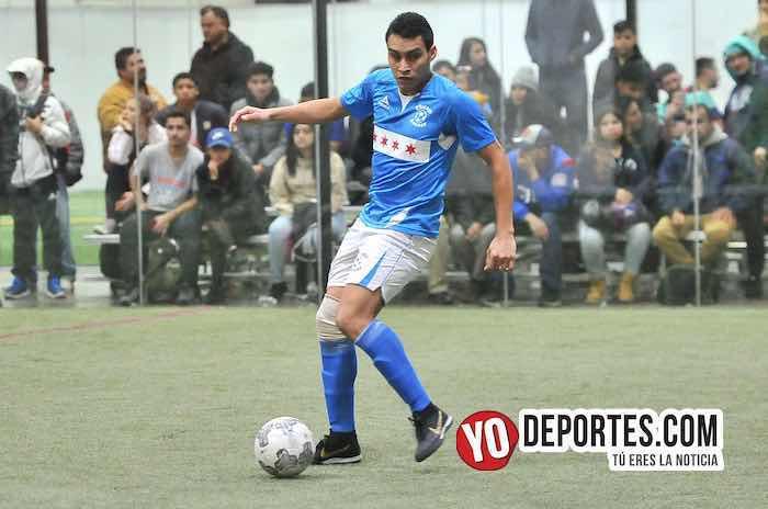 Victor Sequeida-Chicago Soccer-San Antonio-Champions Liga Latinoamericana