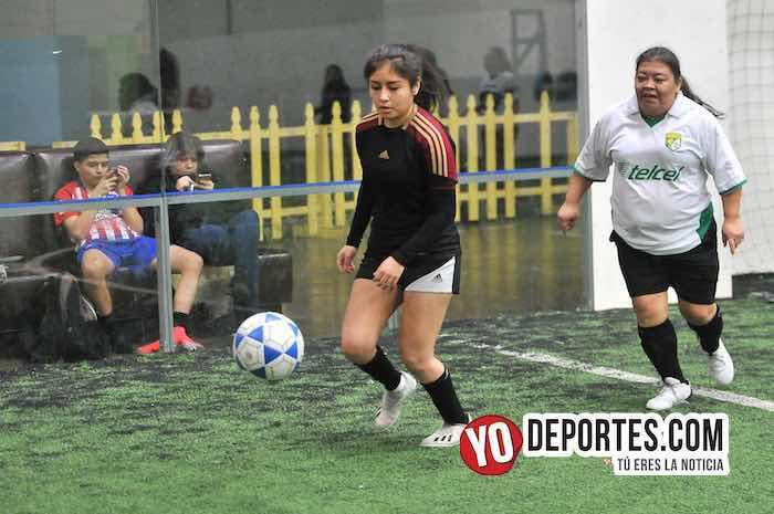 Yasminas-Las Queens-Liga Douglas Femenil Martes