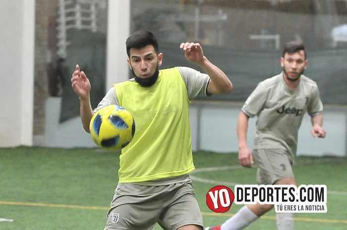 Yassir Moctezuma sentencia al NYC en la Liga Jalisco