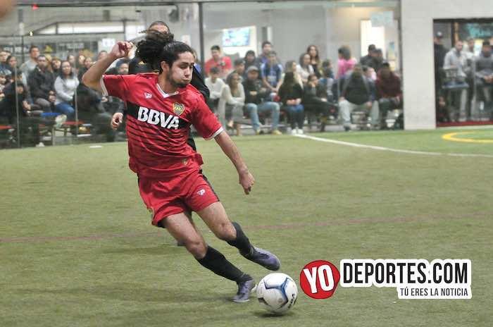 Angel Curiel-Valencia-Boca Jr-Champions Liga Latinoamericana-semifinal