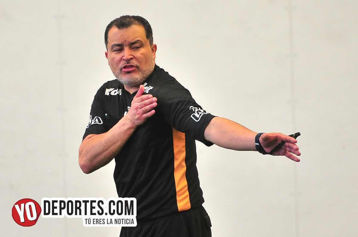 Arbitro Alex Ruiz-Olinala-FC Real-Liga Douglas