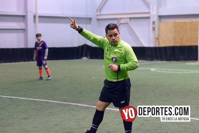 Arbitro Antonio Lopez-Guerreros-Universal 48-Liga Guerrerense