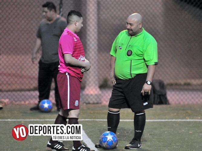 Arbitro Carlos Aragon-Barcelona-Real Betis-Champions-Illinois International Soccer League-Pottawottomie Park