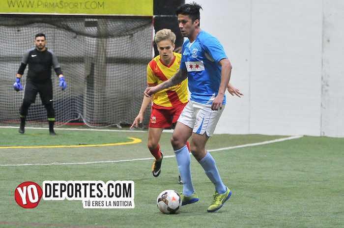 Armando Woody Sanchez-Chicago Soccer-Morelia-Champions-Liga Latinoamericana-semifinal