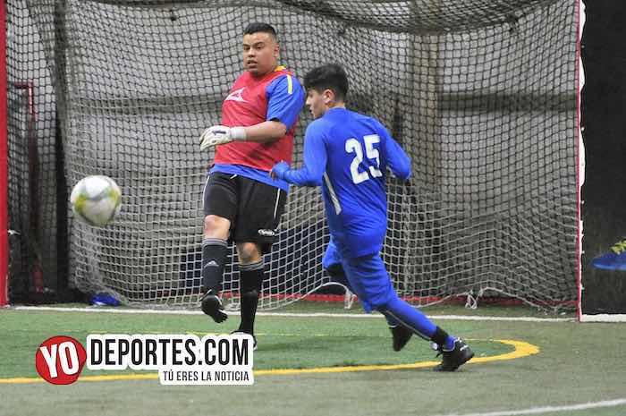 Arsenal-Deportivo Azul-Liga 5 de Mayo Soccer League Chicago