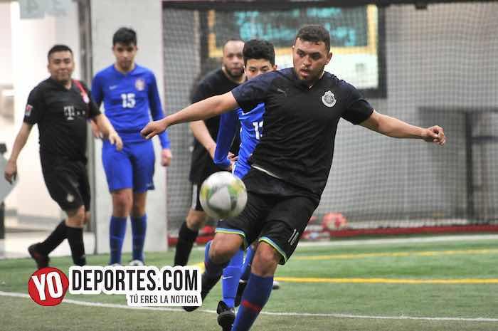 Arsenal-Deportivo Azul-Liga 5 de Mayo