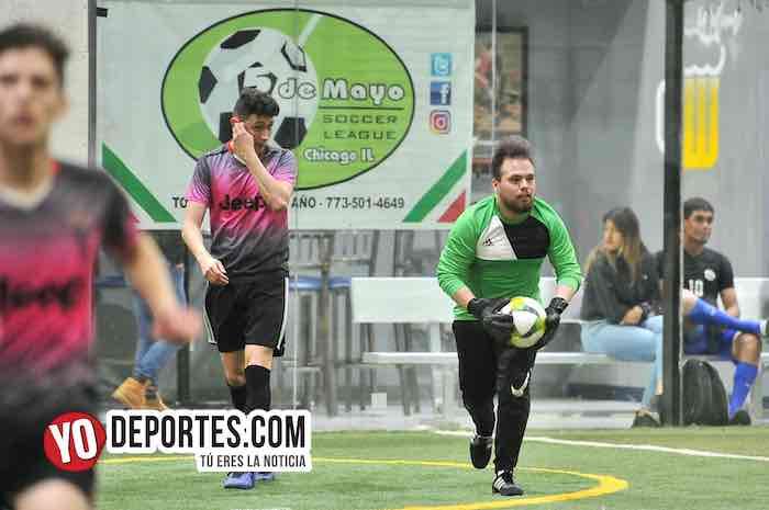 Azteca de Oro-Real Juventud-Liga 5 de Mayo-semifinal viernes