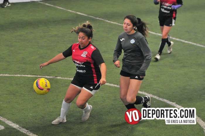 CD Vagos-Ciudad Guzman-Liga Interamericana femenil libre