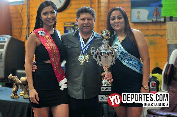 CD Vagos Jose Caermona Liga Interamericana