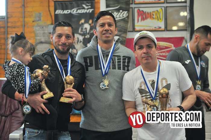 CD Vagos-Rudy Chatita Gonzalez-Armando Woody Sanchez-Ismael Lopez-Liga Interamericana
