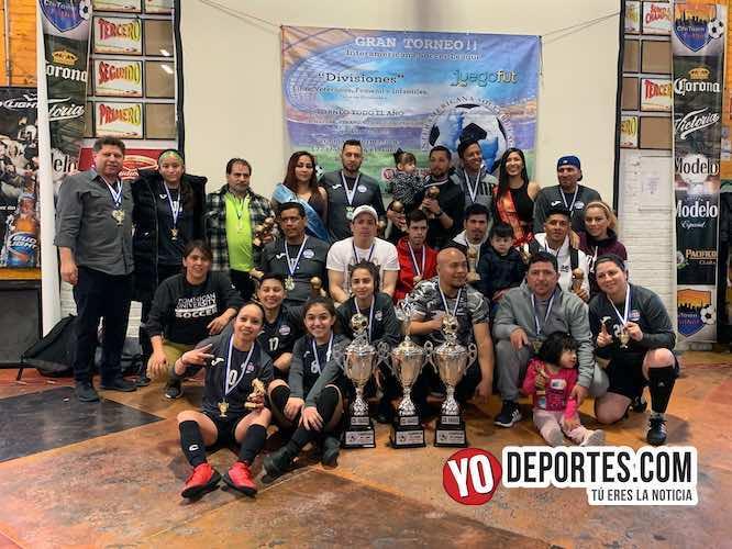 Cd Vagos gana triple corona Liga Interamericana