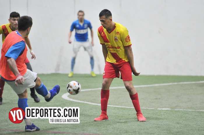 Charal Juan de la Cruz-Chicago Soccer-Morelia-Champions-Liga Latinoamericana-semifinal