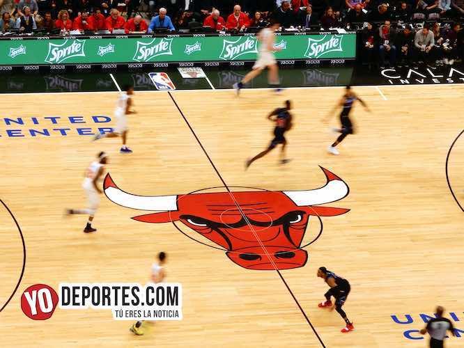 Los Bulls dicen adiós a Chicago perdiendo con los Knicks de Nueva York