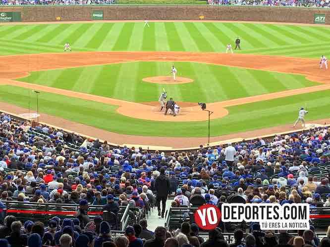 Dodgers evitan la limpia y Jon Lester carga con la derrota de los Cubs