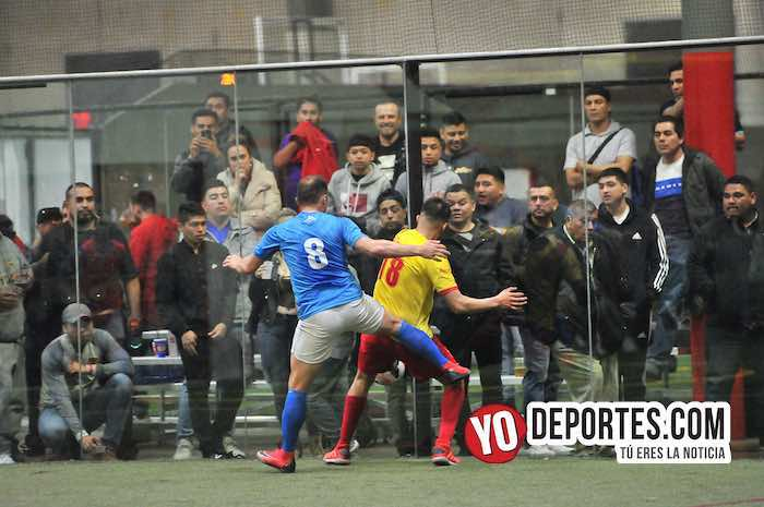 Chicago Soccer-Morelia-Champions-Liga Latinoamericana