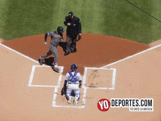 Le dieron a Yu Darvish y pierden los Cubs con Arizona Diamondbacks
