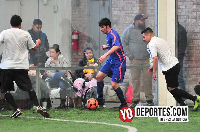 Deportivo Guerrero-DC Victoria-Liga Douglas Soccer League Chicago