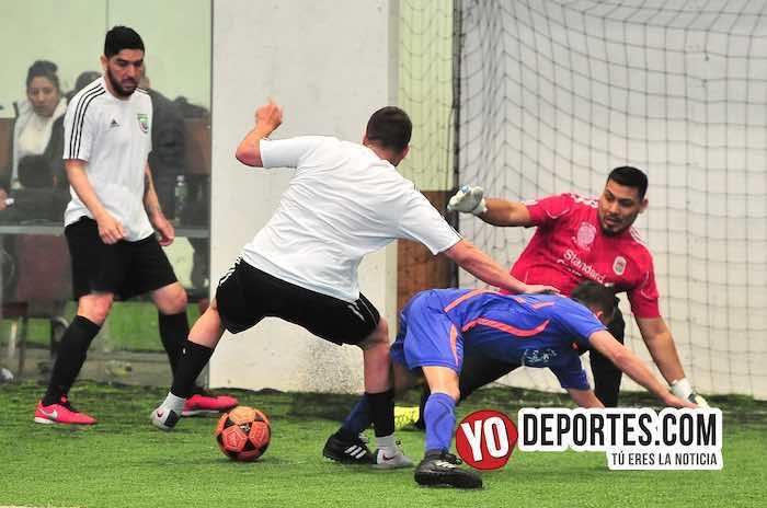 Deportivo Guerrero-DC Victoria-Liga Douglas juego de ida