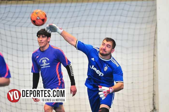 Deportivo Guerrero-DC Victoria-Liga Douglas-semifinal