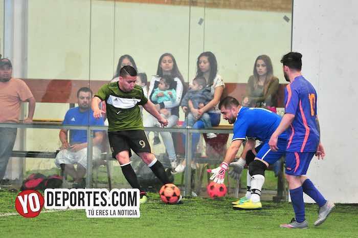 Deportivo Guerrero-DC Victoria-Liga Douglas-semifinal futbol indoor