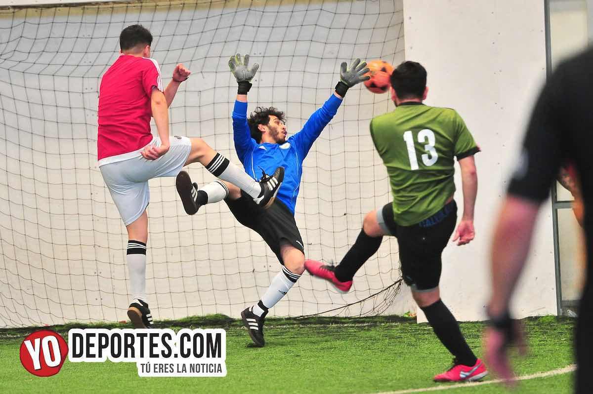 Deportivo Guerrero-Morelia-Liga Douglas Raul Estrada