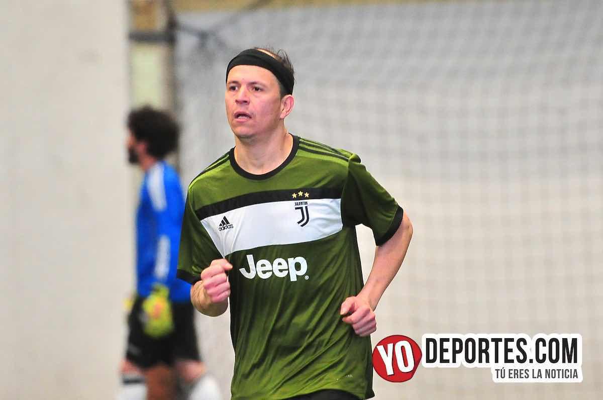 Deportivo Guerrero-Morelia-Liga Douglas futbol indoorr Chicago