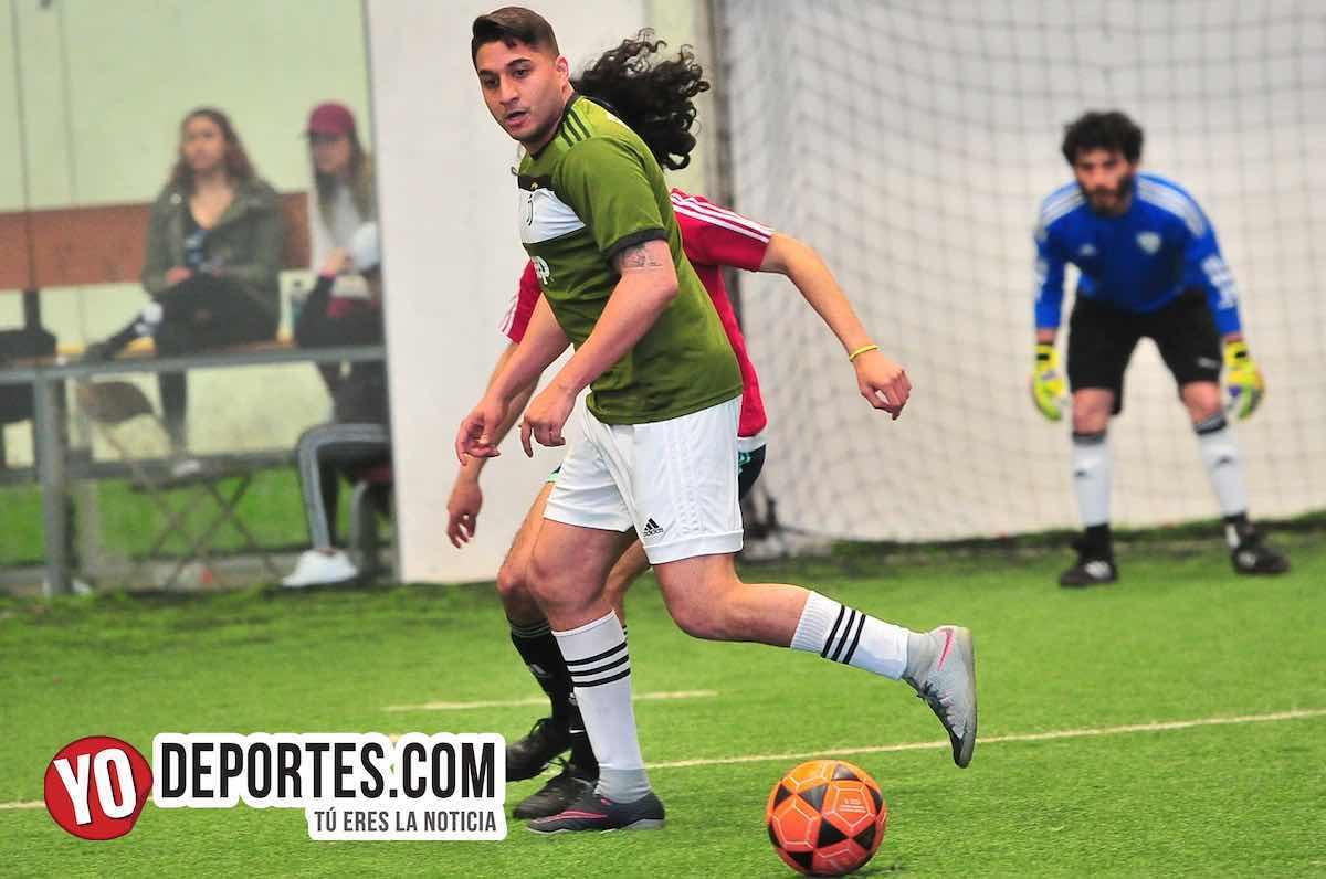 Deportivo Guerrero-Morelia-Liga Douglas indoor futbol