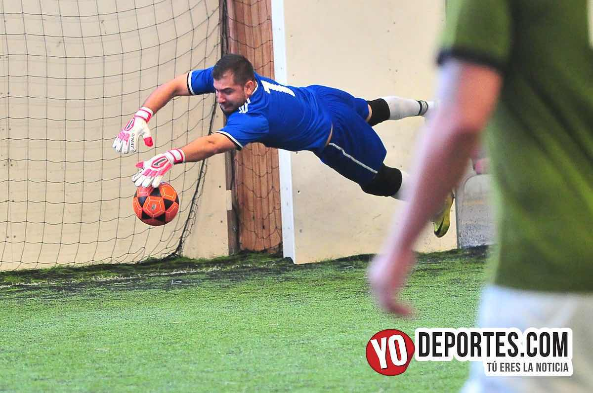 Deportivo Guerrero-Morelia-Liga Douglas soccer league