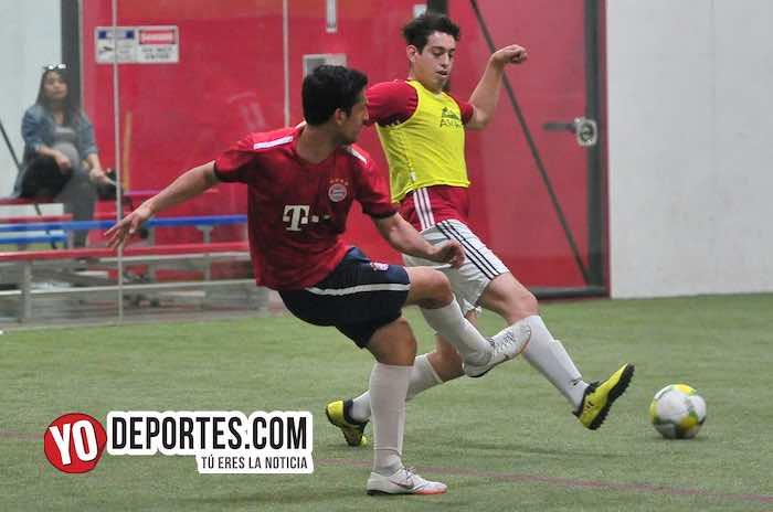Deportivo Morelos-Estrella Roja Semifinal-Liga 5 de Mayo Victor Pineda
