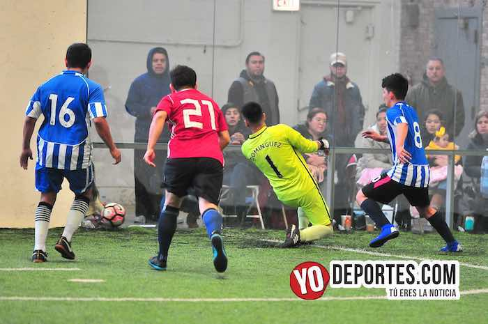 Deportivo Trujillo-Iramuco-Liga Douglas Soccer League Chicago