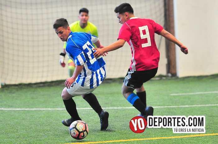 Deportivo Trujillo-Iramuco-Liga Douglas semifinal