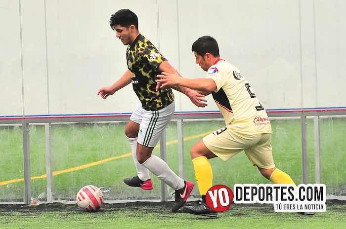 Diablos-La Chona-Final Recopa Liga Jalisco futbol indoor