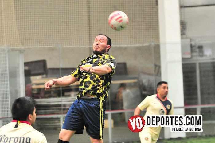 Diablos-La Chona-Final Recopa Liga Jalisco indoor soccer