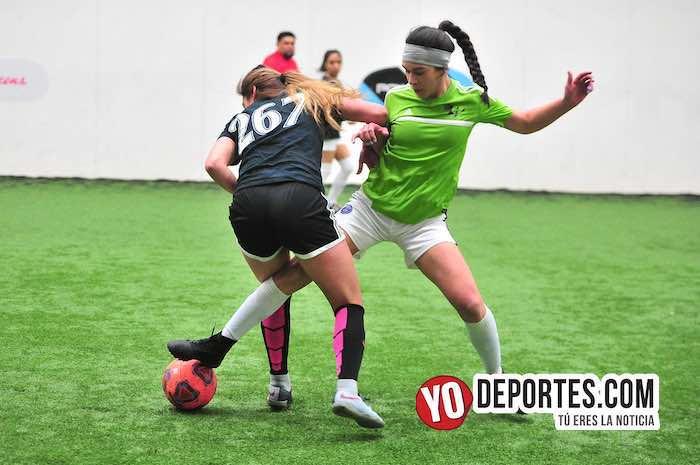 Fierro FC-Yasminas-Liga Douglas Femenil