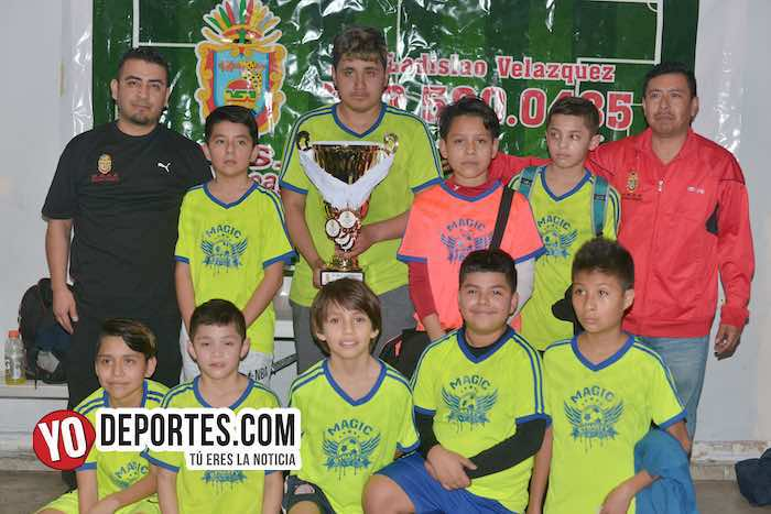 Finales YMCA Magic-Liga Guerrerense