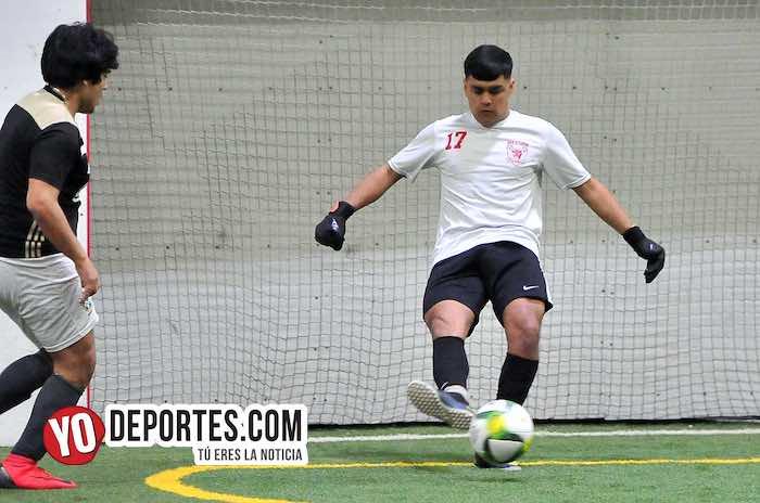 Globoys-San Marcos-Semifinal-Liga 5 de Mayo Chicago Indoor Sports